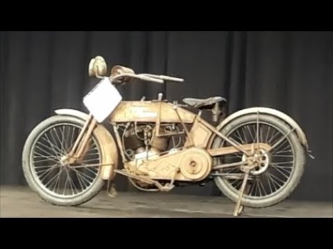1915 Harley Davidson and A 1937 Cord Cross the Block At the 2017 RM Sotheby's Hershey