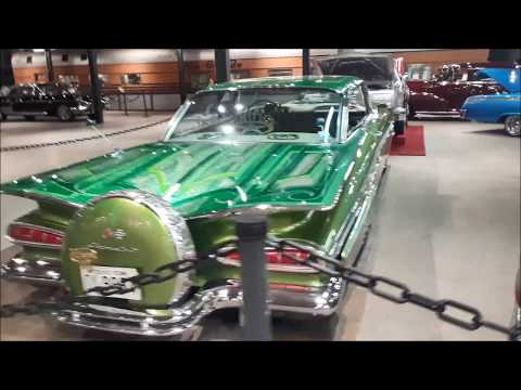 Forney Museum Of Transportation Honors Low Riders