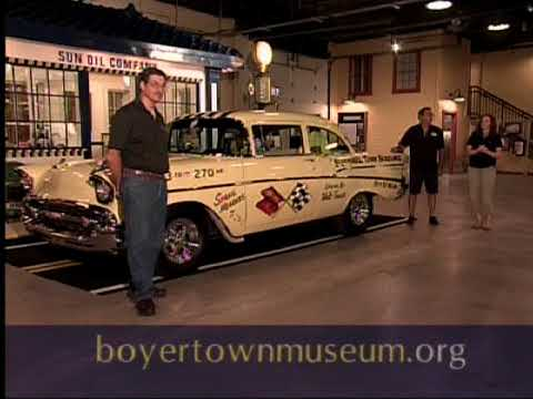 Boyertown Museum of Historic Vehicles Presents MotorMouth Sept.18