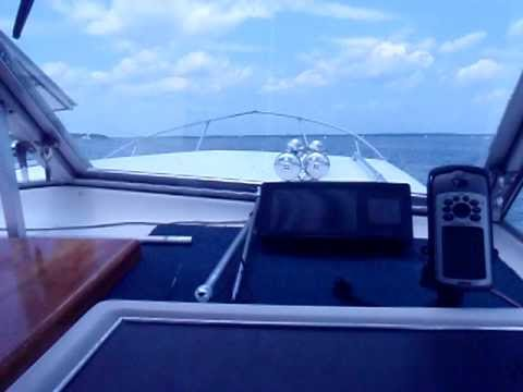 27' Chris Craft Commander