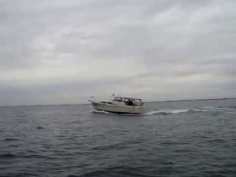 35 COMMANDER 1969 ON LAKE ST CLAIR 2013
