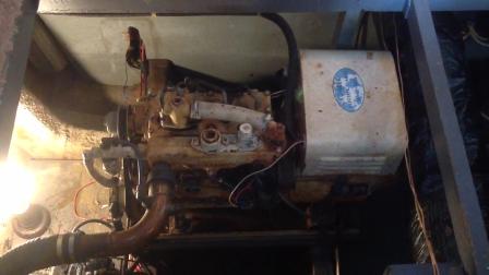 5-25-14 Generator Running
