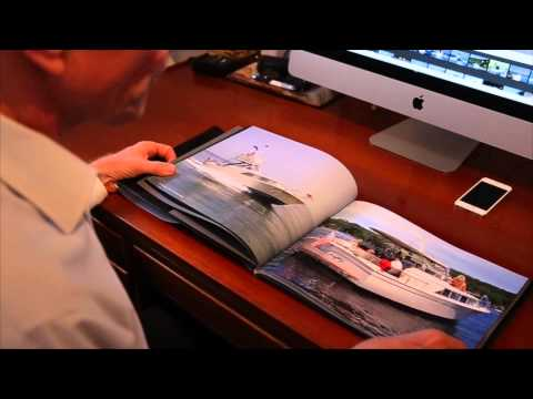 Chris Craft Commander Club Anniversary Book