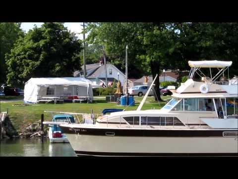 2013 CCCC Rendezvous Boat Arrivals