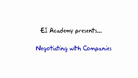 5. How Companies Think --- EI Academy