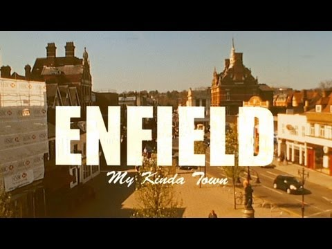 Enfield, My Kinda Town : super8 film