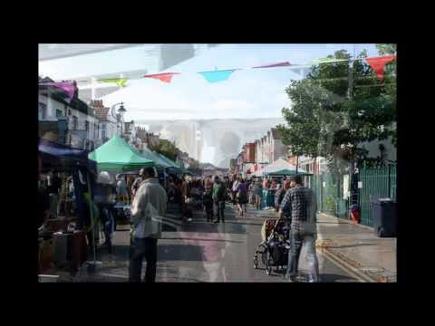 Myddleton Road Market N22