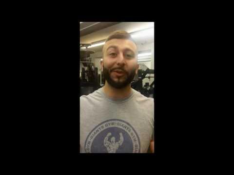 Vote Myddleton Road - Onur, Giants Gym