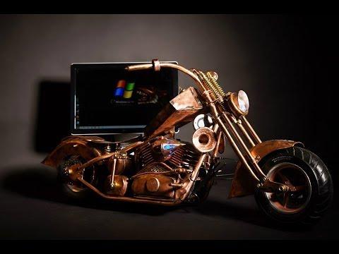 PC-Chopper 4 ,dizajnový počítač