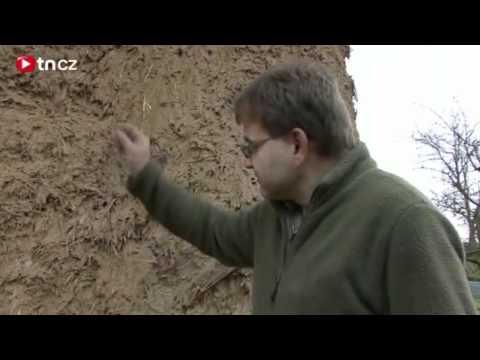 Slaměný dům v Žernavě
