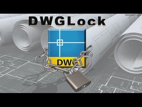 DWGLock - Ochrana a šifrovanie DWG súboru