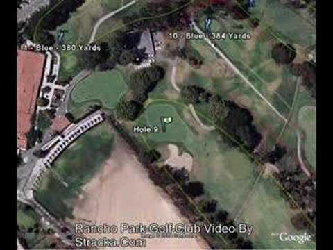 """""""Rancho Park Golf Course """" Flyover Tour"""