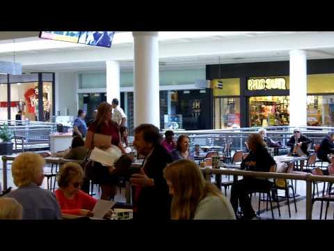 Flash Mob Commercial Actors at Westside Pavilion