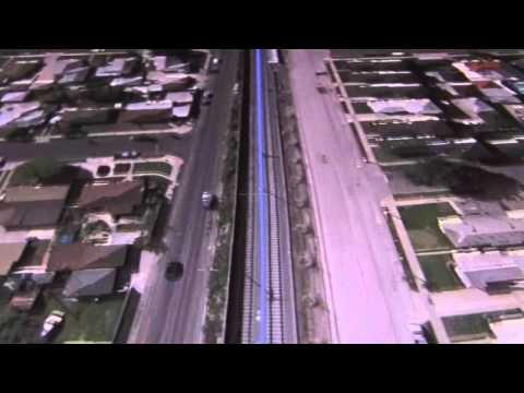 Expo Line Fly Over