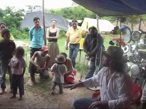 Embaixada Cigana do Brasil - Acampamento Cigano de Embu