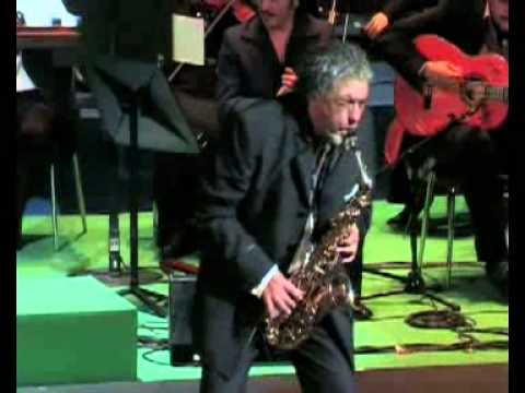 Paco Suarez European Romani Symphonic Orchestra
