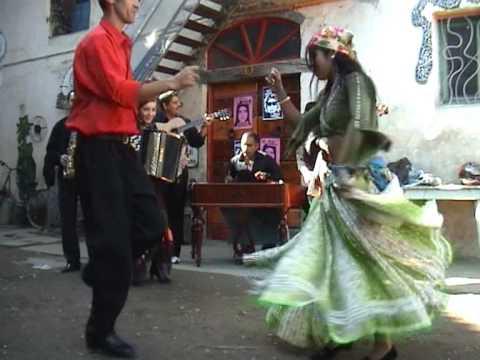 NADARA GYPSY DANCE