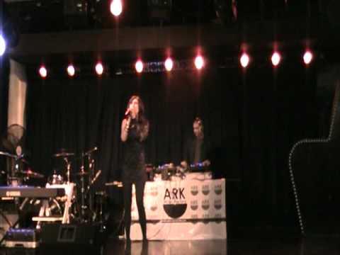 "Lena Macias- ""No One"" Ark Launch Party Performance"