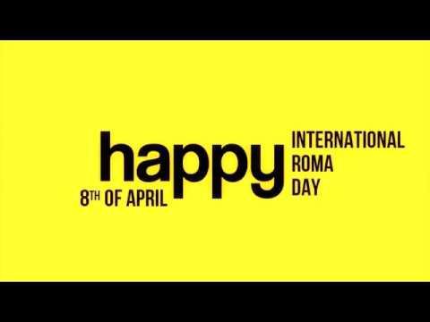 April 8th International Roma Day 2018