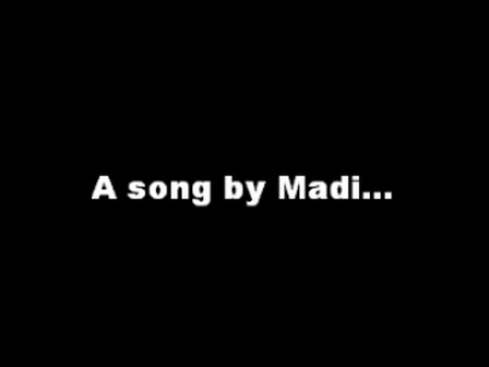 Another original song by Madi