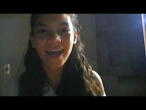 """Amazyles Median canta á capela """" De Janeiro á Janeiro - Roberta Campos """""""