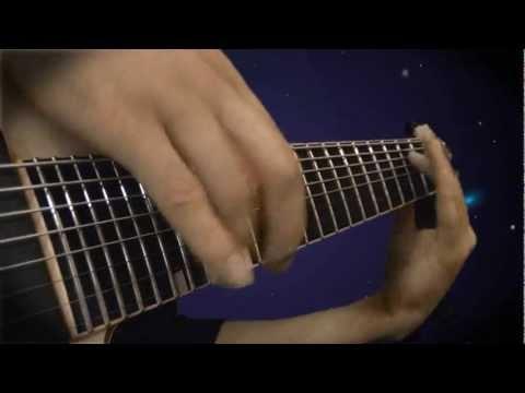 Minuet in G BWV 114 on 8 String Guitar