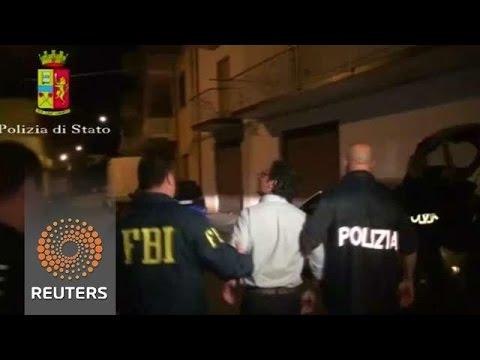 New York pizzeria linked to major Italian mafia drug ring