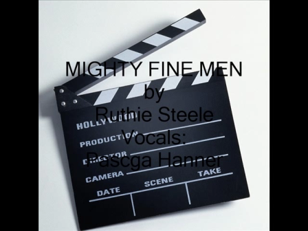 PhotoStory11 Mighty fine men