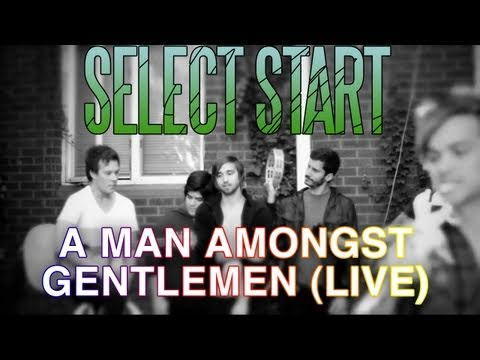 A Man Amongst Gentlemen (Acoustic)