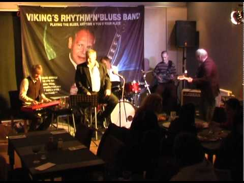 STELLAN VIKING'S RHYTHM'N'BLUES BAND @ WEST SIDE - I WANT TO LOVE YOU -2010-09-16-