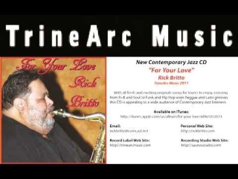 """""""Funky Mama""""  featuring saxophonist,  Rick Britto"""