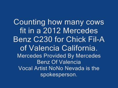 NoNo Nevada Chick Fil A Video