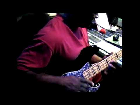 """My Fender Geddy Lee Jazz Bass"""