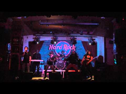 "Hard Rock Cafe: Najasism Performing ""Just Got Paid"" Live Band"