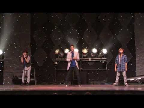 What Makes You Beautiful live in concert by C-Boyz Starz