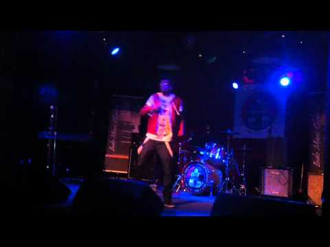 Crissanji - Boyfriend (remix cover) at the Indie Music Revolution Tour 2012 in Rochester NY