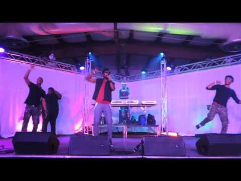 Crissanji Performing at Soiree's Flag Fete 2014 (Full Performance)