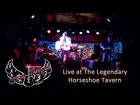 Sean Reyes Live at The Legendary Horseshoe Tavern (Fan Video Montage)