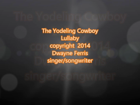 The Yodeling Cowboy Lullaby