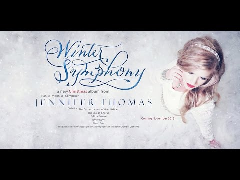 Jennifer Thomas - Winter Symphony (Album Trailer)