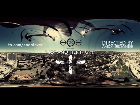 END OF EVER // 'Not Another Night' // 360° Lyric Music Video