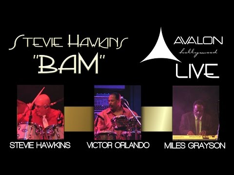 Stevie Hawkins  - Live at Avalon Theater Hollywood