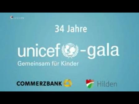 TYREE GLENN Jr UNICEF GALA IN HILDEN GERMANY DEC 5th 2015
