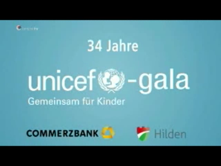 TYREE GLENN Jr UNICEF GALA IN HILDEN GERMANY DEC 5th 2015