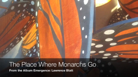 The Place Where Monachs Go Lawrence Blatt 2014