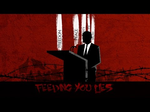 The Quarantined -- Feeding You Lies Lyric Video