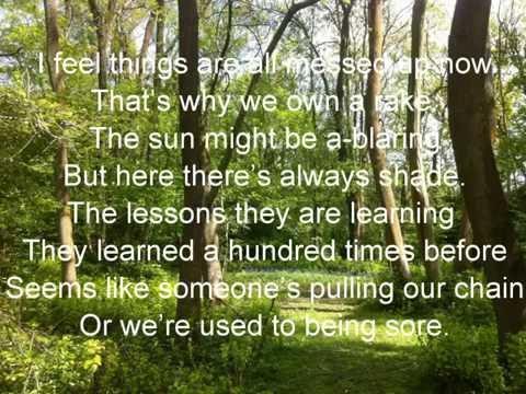 Forest Garden - original song
