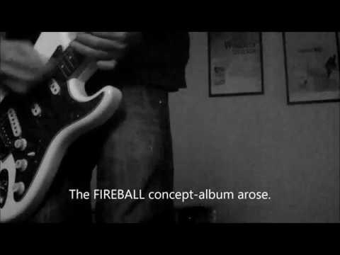 FIREBALL concept-album by MICHAŁ RUTKOWSKI shortINTRO