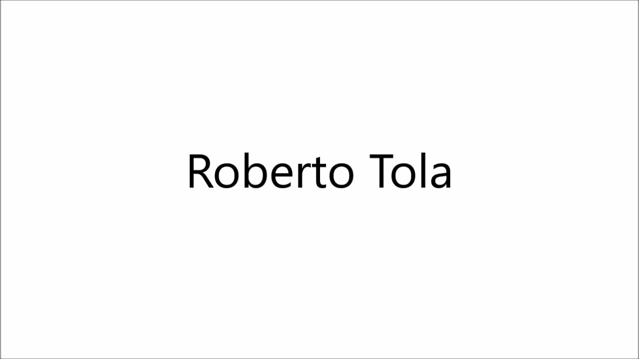 Sunny Morning - Roberto Tola - Album Bein' Green 2017