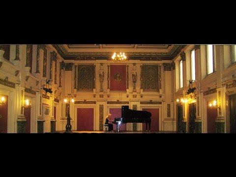 Sophia Agranovich - Chopin: Ballade No.4 at Vienna Ehrbarsaal